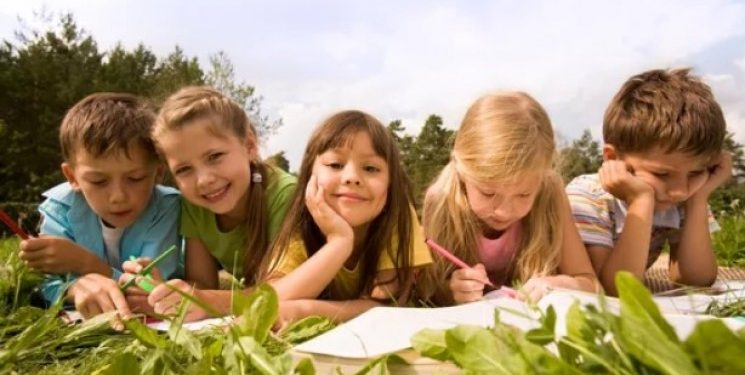 sekolah alam bantu tumbuh kembang anak